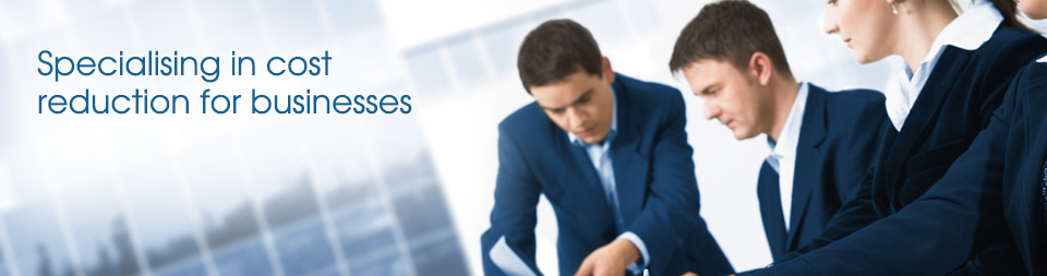 Specialising in cost reduction for business